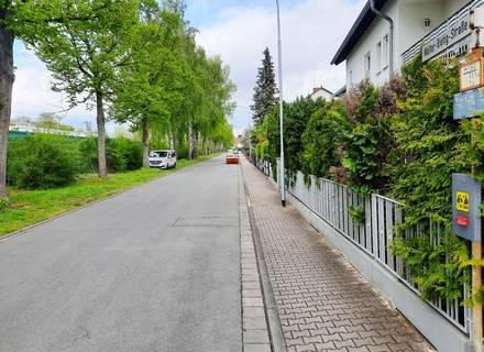 Radschnellweg Walter-Rietig-Straße