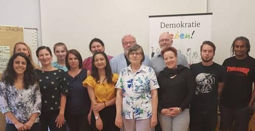 Vielfalt in Langen - Demokratie leben