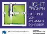 Ausstellung Schreiter Linnich Plakat 1