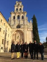 Von Aranda de Duero einmal um die Welt - Sa Maria de Vid