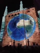Von Aranda de Duero einmal um die Welt - Video Globus