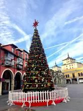 Von Aranda de Duero einmal um die Welt - Weihnachtsbaum