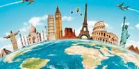 Sommerferienpreisrätsel - Einmal um die ganze Welt
