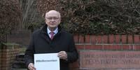 Slider Nie wieder Holocaust - Bürgermeister Frieder Gebhardt