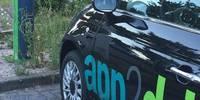 Die Zukunft ist elektromobil - Stromtankstelle