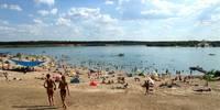 Waldsee soll Sport- und Freizeit-Eldorado bleiben - Strand