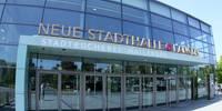 Zehn Jahre Neue Stadthalle - Neue Stadthalle