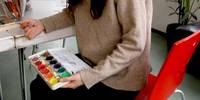 Mit Farbe und Pinsel - Mehmeti