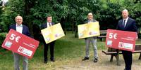 Langener Lions Club hilft Musikschul-Lehrkräften