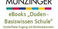 Munzinger eBooks Duden