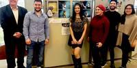Bücherei Ausstellung Heimatweit