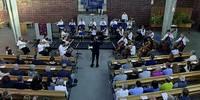 Fujitsu-Orchester im Sommer 201