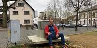 Skulpur um Verteilerkasten - Stefan Kern