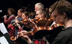 Fest für die Musik - Adventskonzert Musikschule