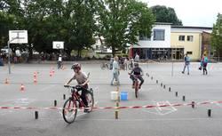 Mit dem Fahrrad sicher zur Schule 2