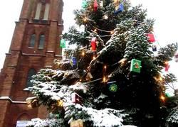 Lebendiger Adventskalender - Weihnachtsmarkt 2