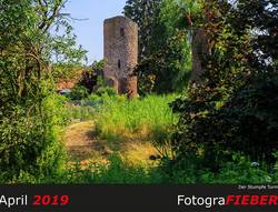 FototograFieber-Kalender - Stumpfer Turm