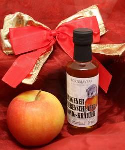 Honig Kräuter 100 ml, 6,10 Euro, erhältlich bei Bentrup, Tee & mehr und im Rathaus Südliche Ringstraße 80 [(c) Susanne Craß]