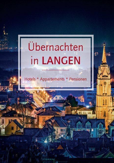 Magazin Übernachten in Langen - Deckblatt