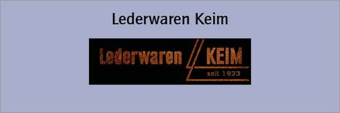 Lederwaren Keim
