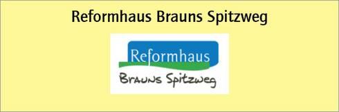 Reformhaus Brauns Spitzweg