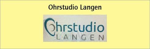 Ohrstudio Langen