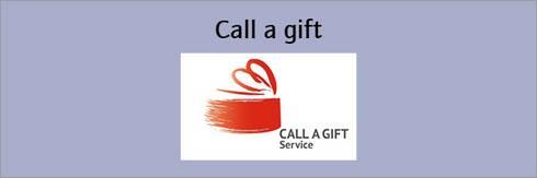 Call a gift