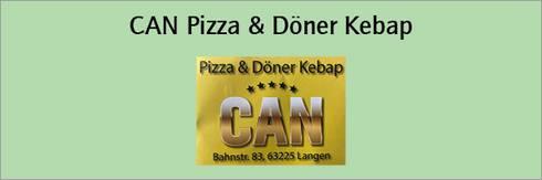 CAN Pizza & Döner Kebap