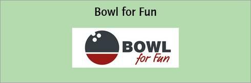 Anzeige Bowl for Fun