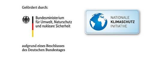 Bund foerdert Lampenaustausch - Logo BMU