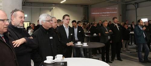 Business Frühstück 07.02.2017