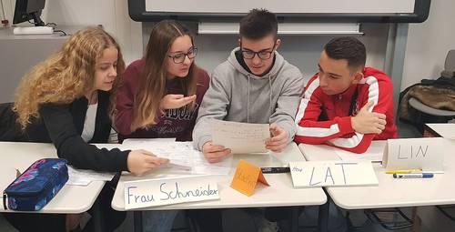 Jugendforum - Gründungs-Team Workshop