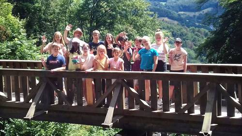 Jugendsommer - Felsenmeer Winkebrücke