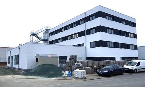Pittler ProRegion - Erweiterung Ausbildungszentrum