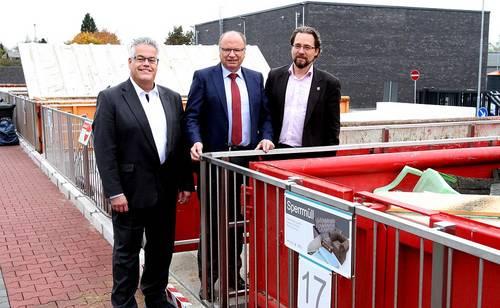 Interkommunale Zusammenarbeit mit Egelsbach