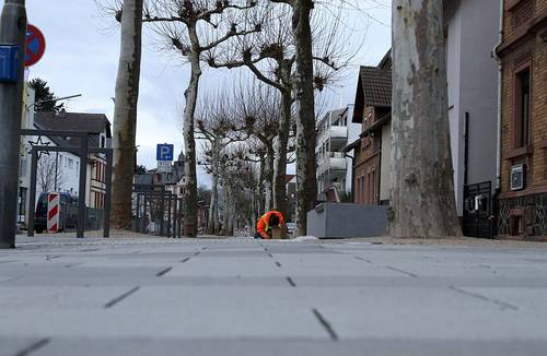 Umgestaltung Untere Bahnstraße