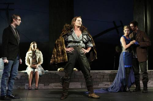Theaterbrief - Viele Stunden bester Unterhaltung - Richard III