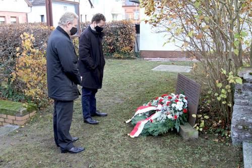 Gedenken Opfer Pogrom