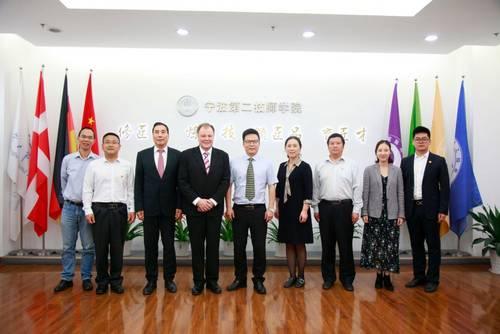 Pittler Berufsausbildung kooperiert mit China