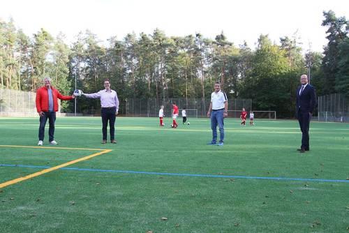 Kunstrasen FC Langen