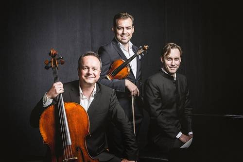 Edle Klänge - Eleganz der Romantik - Phaeton Trio
