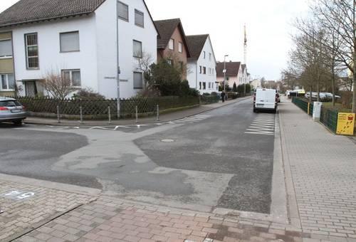 Falschparker Feldbergstraße
