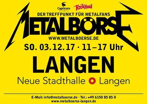 Metalbörse 2017