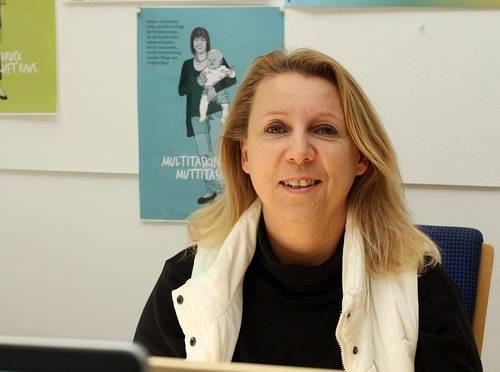 Frauenbeauftragte Sabine Nadler
