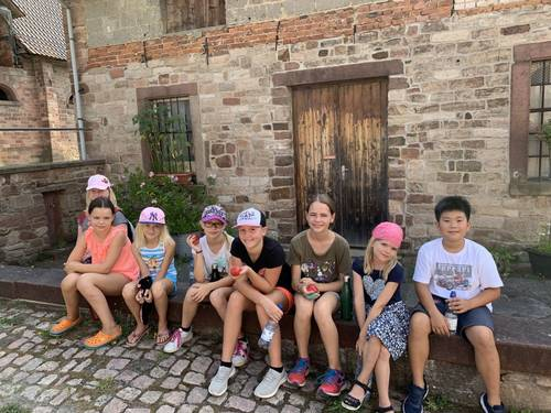 Hortkinder im Odenwald