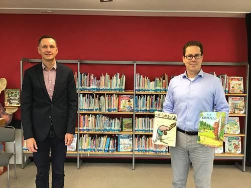 Vorlesetag Stadtbücherei