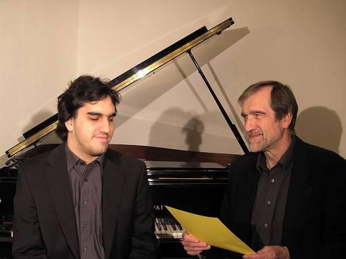 Tag des Friedhofs 2017 - Italienisches Klavierensemble