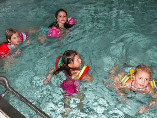 Buergerstiftung - Schwimmprojekt