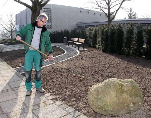 Neugestaltung Friedhof