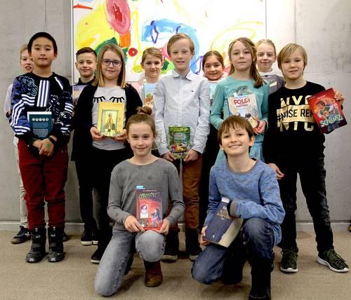 Beste Vorleser in Langen und Egelsbach